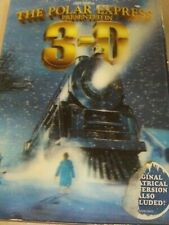 The Polar Express Presented in 3-D DVD #8