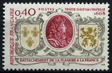 France 1968 SG#1798 Treaty Of Aix-La-Chapelle MNH #D39970
