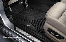 Original BMW 5er G30 Fussmatten vorne + hinten Allwetter 2414218 / 2414219