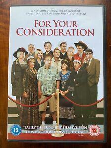 For Your Consideration DVD 2006 Movie Industry / Awards Oscar Season Comedy