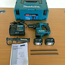 Makita HR140DSMJ 10.8v CXT 2x4.0Ah 14mm Li-ion SDS Plus Rotary Hammer in CASE
