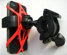 Universal Bike Handlebar Phone Holder for Smart Phones,GPS & MP3-iPhone,Samsung