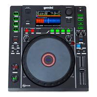 GEMINI MDJ-900 PRO DJ MEDIA TURNTABLE DECK WITH USB/MP3 AND MIDI CONTROL