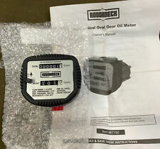 Roughneck 67150 Mechanical Oval Gear Oil Meterfree Samph