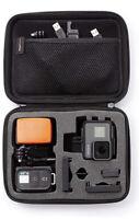 Amazon Basics GoPro Case - Small Never Used Still In Shrink Wrap Hero Black 9x7