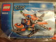 Lego City 30310 and 30012