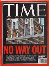 TIME-aug 8,2005-NO WAY OUT.