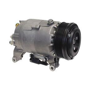 For Mini 1.6 L4 2002-2008 A/C Compressor and Clutch Denso 471-9197