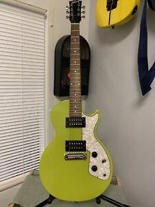 2017 Gibson S-Series M2 Guitar Citron Green NOS