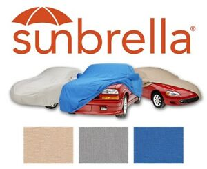 Covercraft Custom Car Covers- Sunbrella- Indoor/Outdoor- Great UV RAY Protection