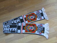 Official MANCHESTER United Pride of the North FOOTBALL Scarf