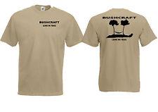 Bushcraft T-shirts