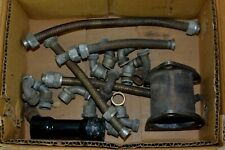 Lot of Miscellaneous B17 / C47 Aircraft Hoses and Parts