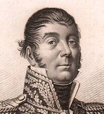 Général Rampon Saint-Fortunat-sur-Eyrieux Napoléon Bonaparte Premier Empire