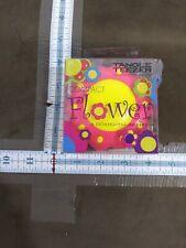 Tangle Teezer Compact Flower New / Damaged Box detaingling hairbrush