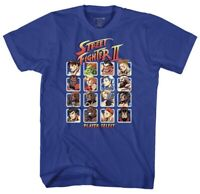 Street Fighter II Vintage Graphic T- Shirts Size 2XL