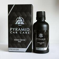 Si02 Ultra Gloss Hydrophobic Nano Ceramic Car Coating by Pyramid Car Care 50ml