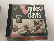 Miles Davis – The Essential Miles Davis 1990 CBS CD Miles Davies MINT