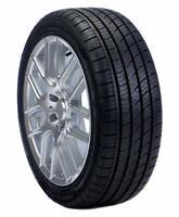 2 New Travelstar UN33 All-Season Tires - 225/40R18 92W