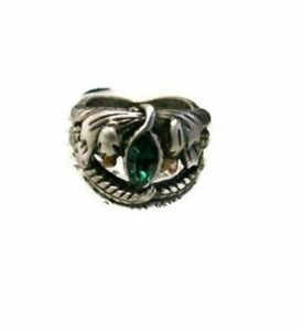 Gift Bag Stainless Steel Aragorn Ring Of Barahir Hobbit Lord of the Rings