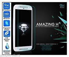 Genuine Ultra HD 100% in vetro temperato PELLICOLA PROTEGGI SCHERMO per moto E4 PLUS E4+