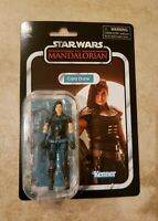 "Star Wars Cara Dune Vintage Collection VC164 Mandalorian 3.75"" TVC Gina Carano"