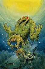 MAN-THING #2 (OF 5) R.L. Stine Marvel Comics Tyler Crook Cover In Stock