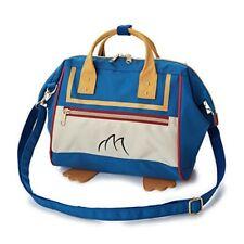 Disney Kiss Lock Purse Portrait Design Shoulder Bag Handbag Donald Duck blue