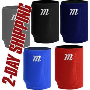 Marucci Baseball Wrist Guard-Made w/DuPont™Kevlar® -Red, Blue, Black, Gray, Navy