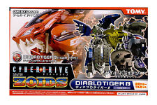 Cyber Drive Zoids Limited Edition CDZ-EX (2003) Brand New Japan Gameboy GBA