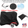 190CM Eldly Mobility Scooter Storage Cover Wheelchair Waterproof Rain Protection