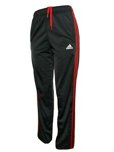 "Adidas Men's SMALL Athletic Pocket Track pants inseam 31.5"" Drawstring (#M6"