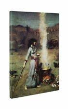 Canvas Abstract John William Waterhouse Art Prints