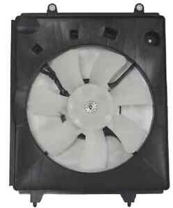 AC CondenserCooling Fan Assembly fits 2015 Honda CRV