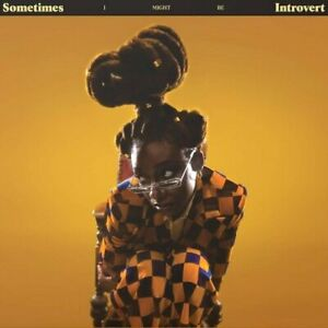 LITTLE SIMZ SOMETIMES I MIGHT BE INTROVERT NEW LTD COLOURED VINYL 2LP IN STOCK