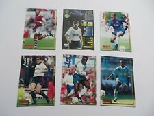 MERLIN ULTIMATE 1994/95 Trading Cards x 6 cards