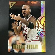 1995-96 Topps Gallery Expressionists #EX2 Michael Jordan