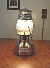 """LIGHTNING BUG"" AMISH MADE / ALL SS + BRASS- 1,000 CP Pressure Lantern NEW/RARE!"