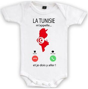 BODY FILLE LA TUNISIE M'APPELLE...