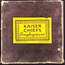 ◉ KAISER CHIEFS Employment (11 Tracks) INDIE-ROCK Leeds Großbritannien