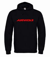 AIRWOLF - Kapu / Hoodie - Gr. S bis XXXL