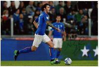 Foto Autografo Calcio Alessio Romagnoli - Asta di Beneficenza Sport Signed