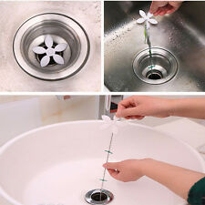 Practical Bathroom Hair Sewer Filter Drain Kitchen Sink Filters Strainer Cleaner