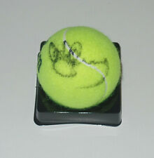JOHN MCENROE SIGNED AUTO'D WILSON TENNIS BALL US OPEN WIMBLEDON CHAMPION