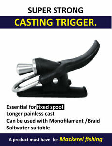 Breakaway style casting cannon / Trigger  2-5 DAY SHIPPING