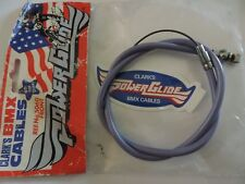 OLD SCHOOL BMX FRONT BRAKE CABLE CLARKS POWER GLIDE FIT RALEIGH BURNER