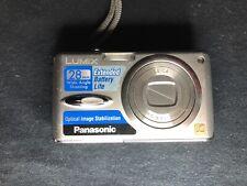 Panasonic LUMIX DMC-FX01 6.0MP Digital Camera Tested Great Cond Free Shipping