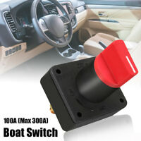 60V 100A Battery Isolator Disconnect Power Cut Off Kill Selector Switch Boat Car