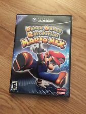 Dance Dance Revolution Mario Mix Nintendo GameCube Game Only Good BA2