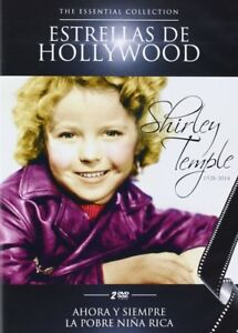 Now And Forever -Poor Little Rich Girl-Shirley Temple, Gary Cooper NEW UK R2 DVD